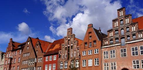 Historische Altstadt von LÜNEBURG (Niedersachsen)