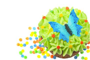 Funny homemade cake