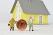 Rentner und Geld