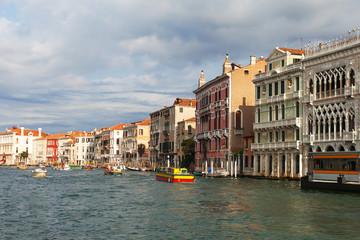 Venice in the morning.