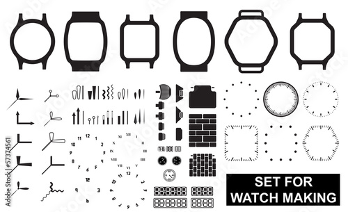 Set for watch making - 57374561