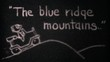 Driving Through The Blue Ridge Mountains-1940 Vintage 8mm film