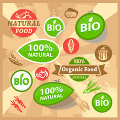 eco and bio labels
