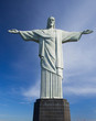Leinwanddruck Bild - Corcovado Rio, Redentor, Jesusstatue - Rio