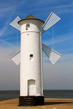 Lighthouse wiatrak w Świnoujście, Polska