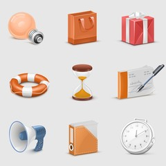 universal web vector icon set