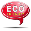 eco friendly or bio sign