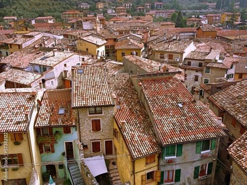 Über den Dächern von Malcesine