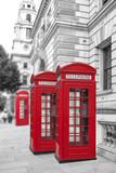 Cabine téléphonique Londres
