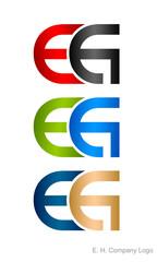 E. H. Company Logo
