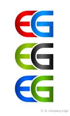 E. G. Company Logo