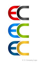 E. C. Company Logo