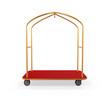 Hotel Baggage Trolley - 57388511