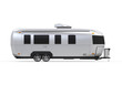 Airstream Camper Isolated - 57388514