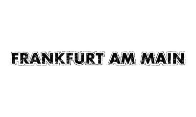 Frankfurt am Main - cities of germany