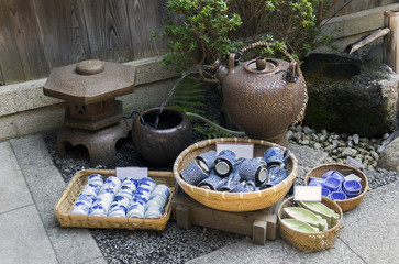 Japanese pottery for sale