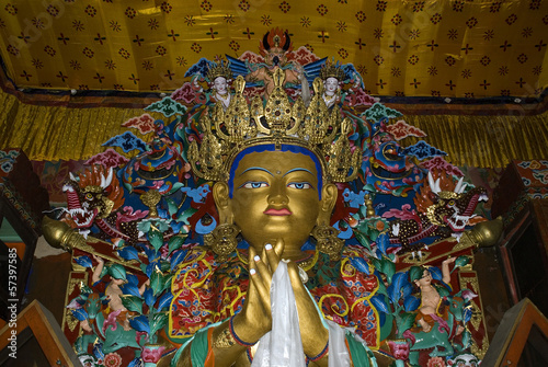 Maitreya, Ghoom, West Bengal, India