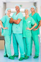 Chirurgen in Krankenhaus oder Klinik