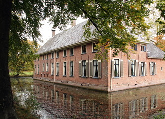 Havezate Mensinge from 1381 in Roden.The Netherlands