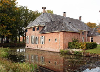 Havezate Mensinge from 1382 in Roden.The Netherlands