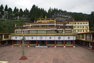 Kagju Monastery, Rumtek, Sikkim, India