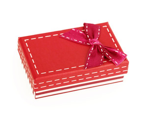 box ribbon bow