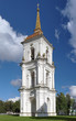 Belfry on the Cathedral Square in Kargopol, Russia