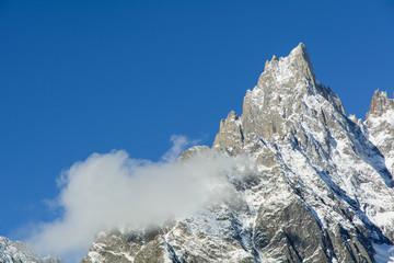 Aiguille Noire de Peuterey - 3772 m.s.l.m. - Monte Bianco