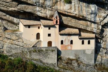 San Colombano Hermitage - Eremo di San Colombano