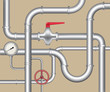 Water pipeline - 57405100