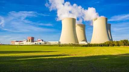 Nuclear power station Temelin HDR