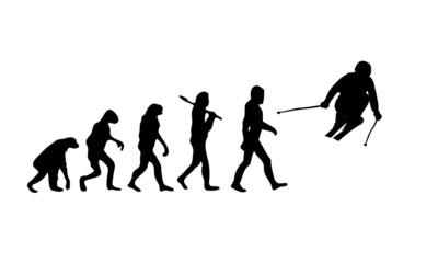 Evolution Skiing