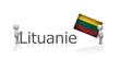 3D - Europe - Lituanie