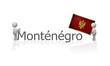 3D - Europe - Monténégro
