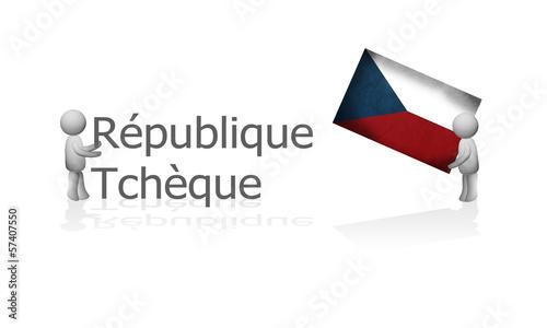 3D - Europe - République Tchèque