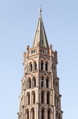 Basílica de Sernin, Toulouse (Francia)