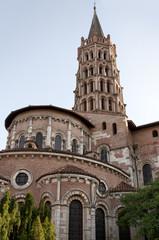 Basílica de San Sernin, Toulouse (Francia)