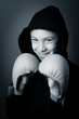 giovane combattente - young fighter