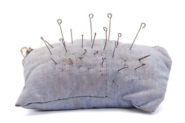 pillow for needles