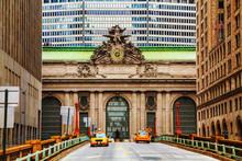 Grand Central Terminal viaduc à New York