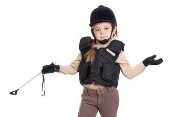 rider girl