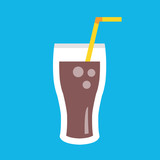 Vector Lemonade Icon