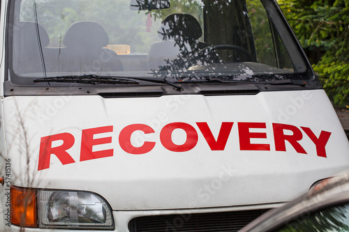 Recovery car