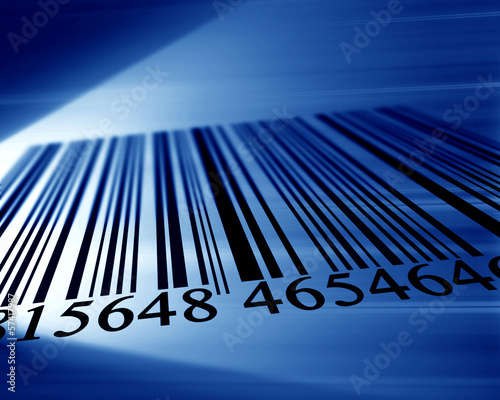 canvas print picture barcode