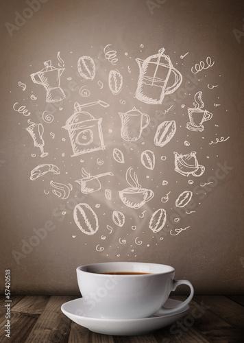 kubek-do-kawy-z-recznie-rysowane-akcesoria-kuchenne