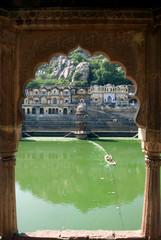 Moosi Maharani Chhatri, Alwar, Rajasthan, India