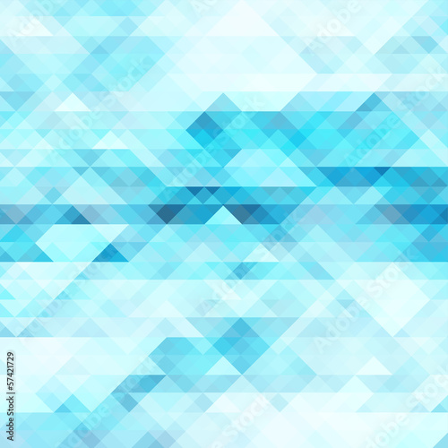abstract geometric background with geometric shapes