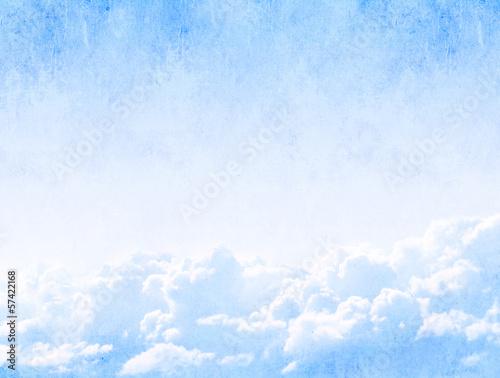 grunge-tlo-z-chmurami