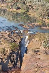 Epupa waterfalls