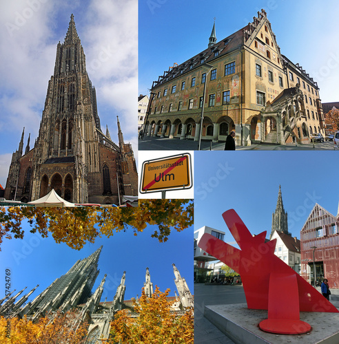Ulm Collage
